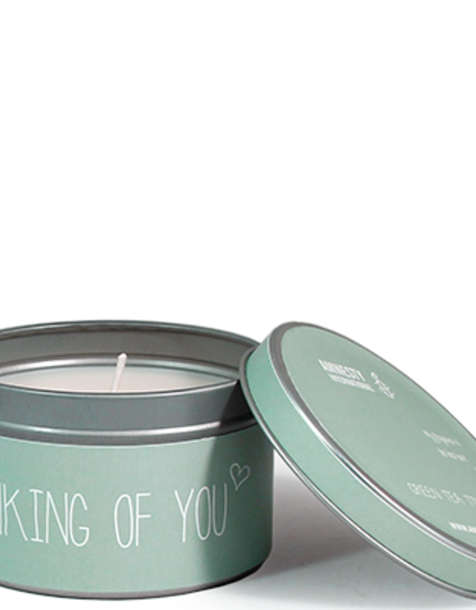 My flame Lifestyle SOJAKAARS |THINKING OF YOU |GEUR :  GREEN TEA TIME