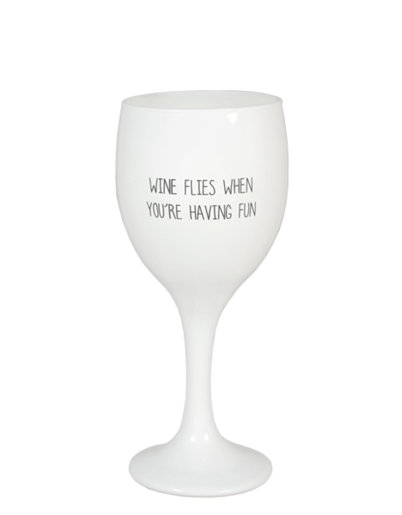 My flame Lifestyle SOJAKAARS | WINE FLIES WHEN YOU'RE HAVING FUN | FRESH COTTON