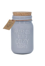 My flame Lifestyle SOJAKAARS   FRIENDS BITES COZY NIGHTS   GEUR: WARM CASHMERE