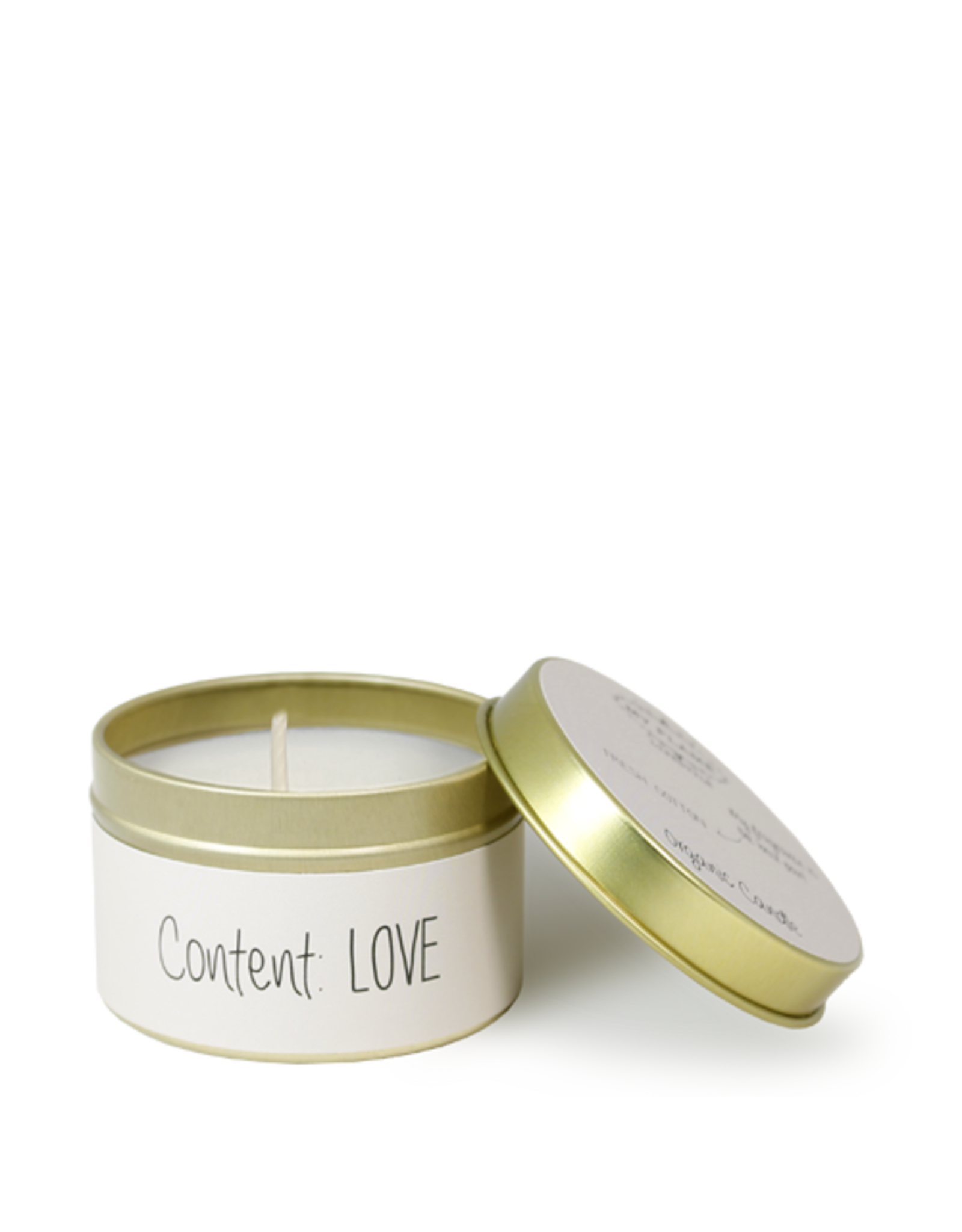 My flame Lifestyle Sojakaars   Content : Love   Geur: Fresh Cotton