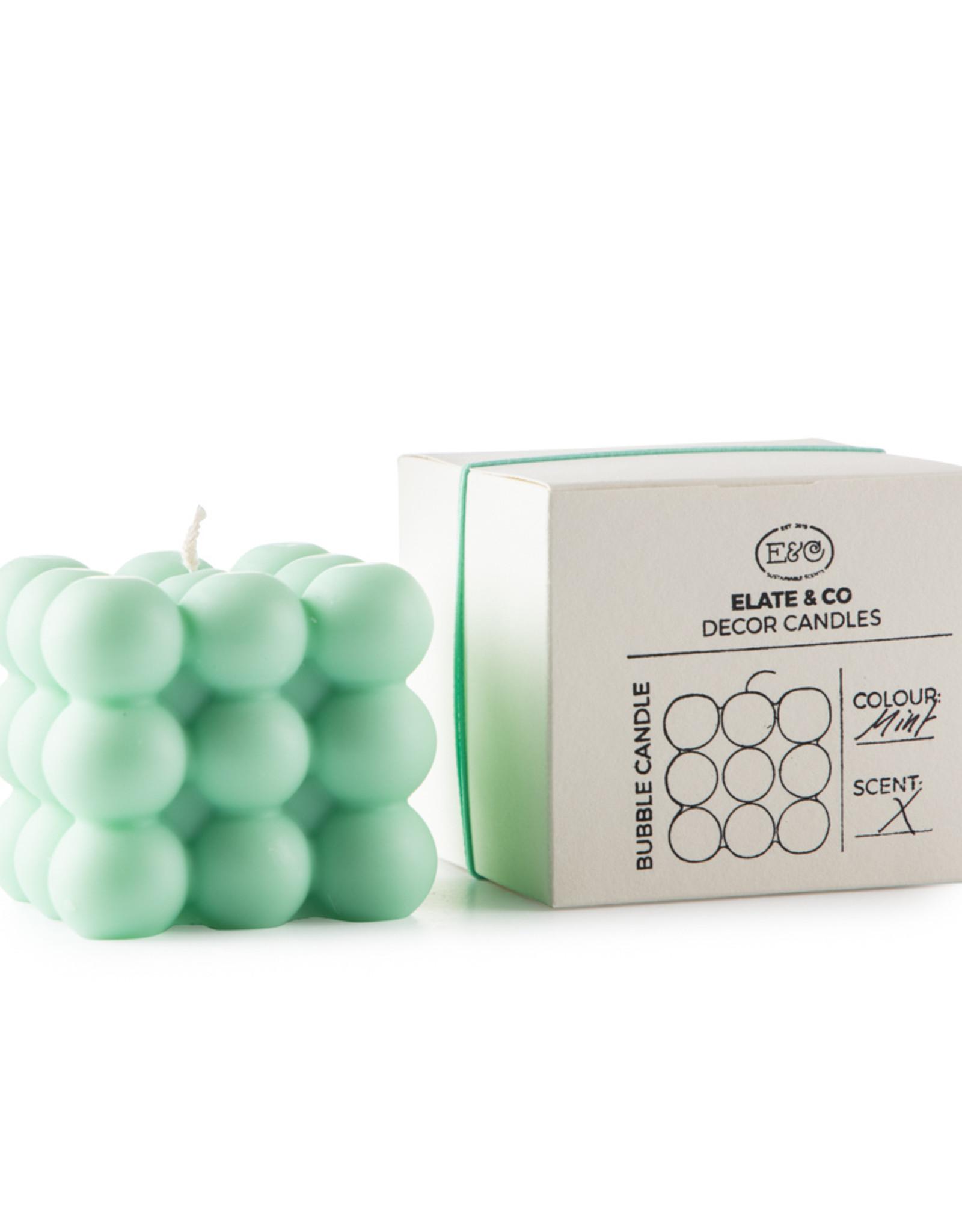 Elate & Co Bubble  Candle | Elate & Co
