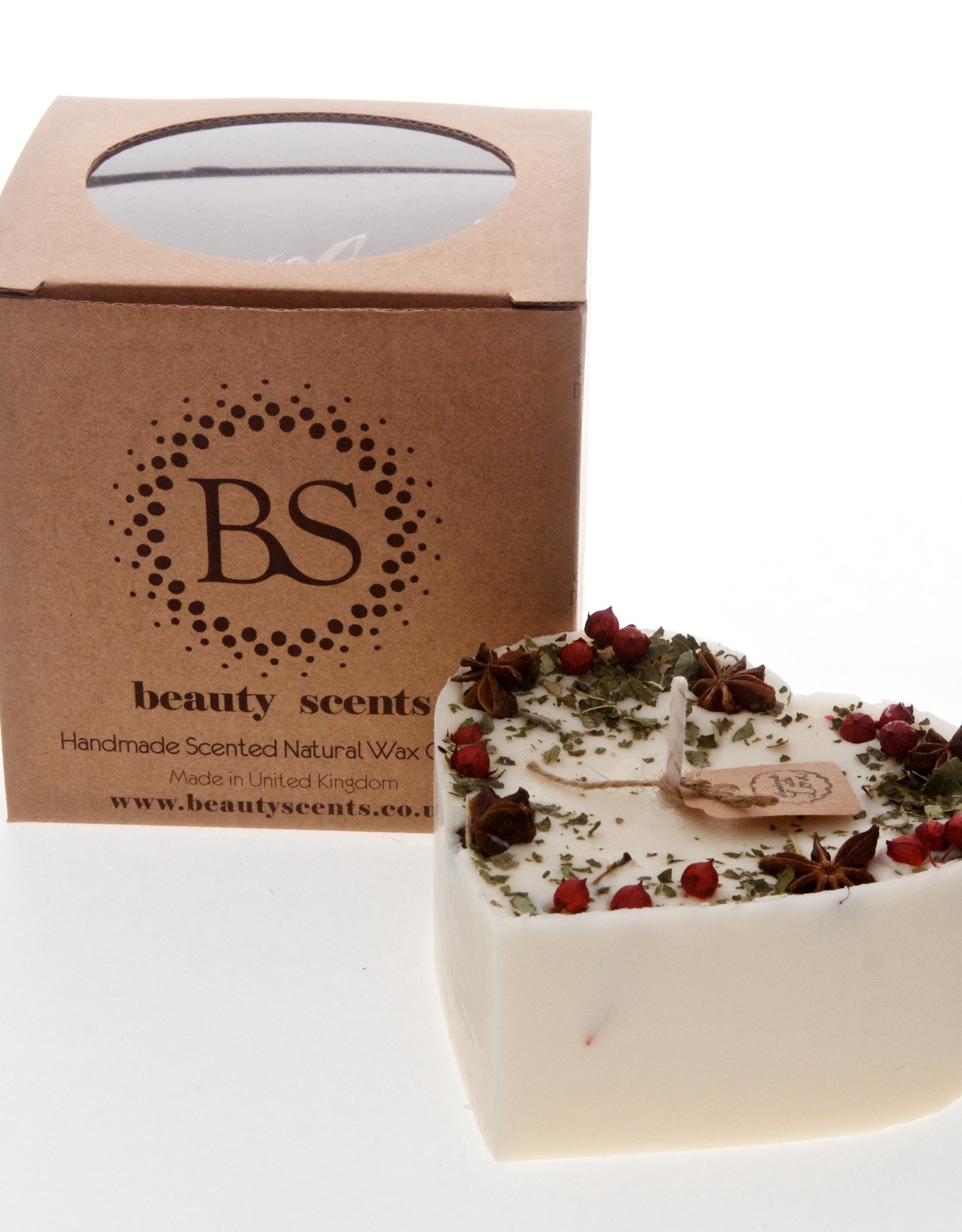 Beauty Scents Geurkaars   Beauty Scents   Cinnamon