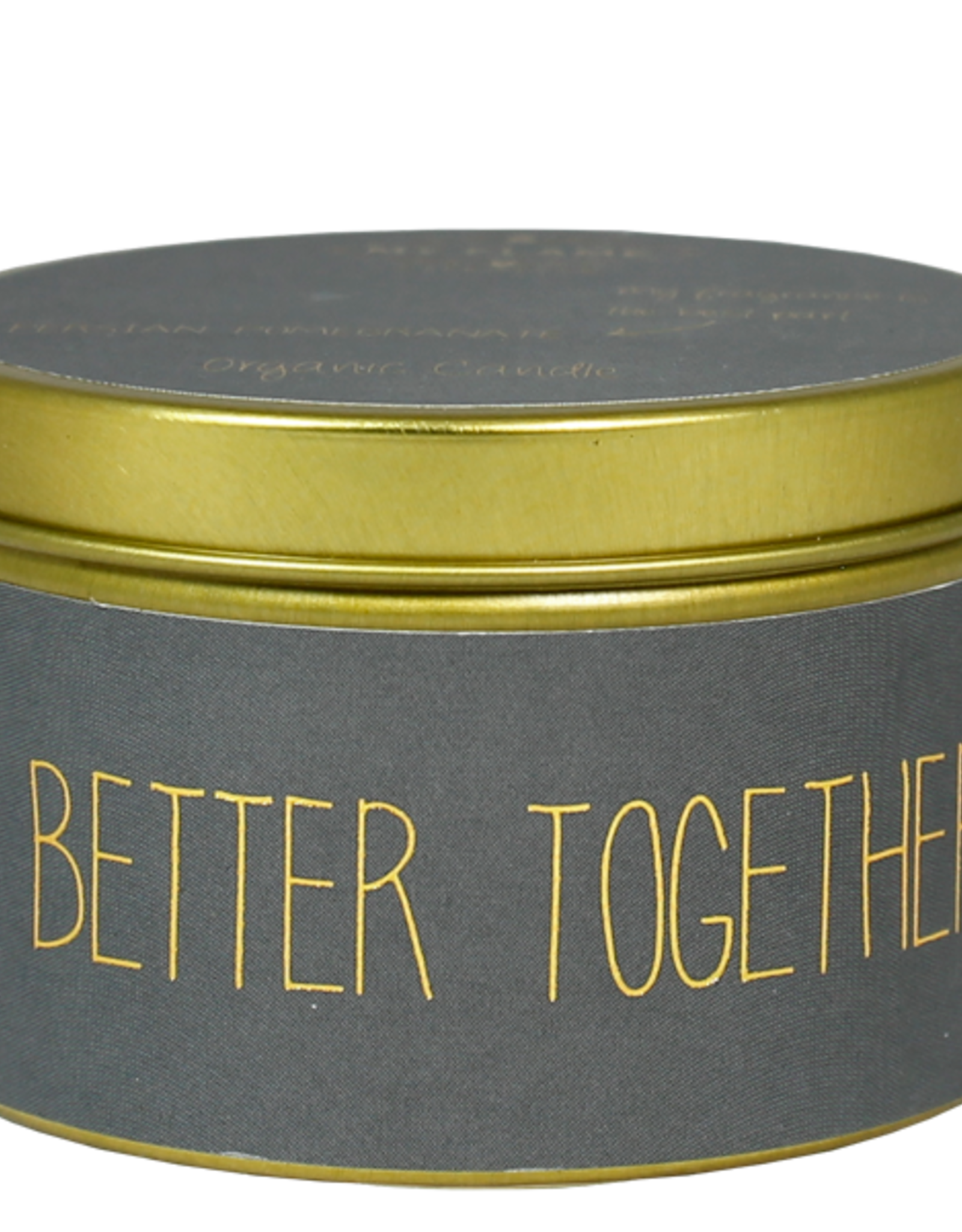 My flame Lifestyle SOJAKAARS – ALWAYS BETTER TOGETHER – GEUR: PERSIAN POM GRANATE