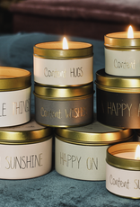 My flame Lifestyle SOJAKAARS – HAPPY ON – GEUR: MINTY BAMBOO