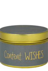 My flame Lifestyle Sojakaars   Content :Wishes   Geur : Persian Pomme Granate