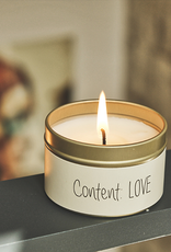 My flame Lifestyle Sojakaars | Content : Love | Geur: Fresh Cotton