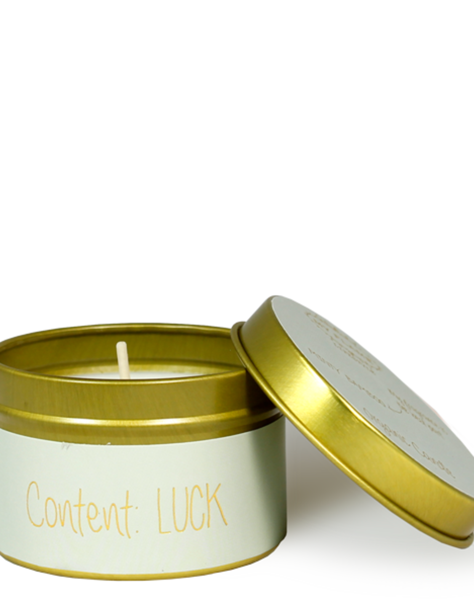 My flame Lifestyle Sojakaars | Content : Luck | Geur : Minty Bamboo