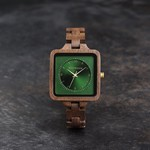 SQUARE - 36MM Emerald Hill