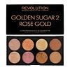 Makeup Revolution Makeup Revolution Golden Sugar 2 Rose Gold Palette