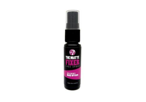 W7 Cosmetics The Matte Fixer Face Spray
