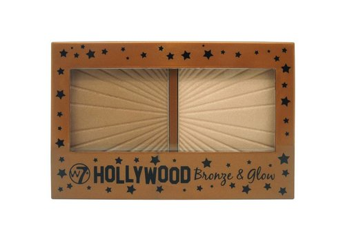 W7 Cosmetics Hollywood Bronze en Glow