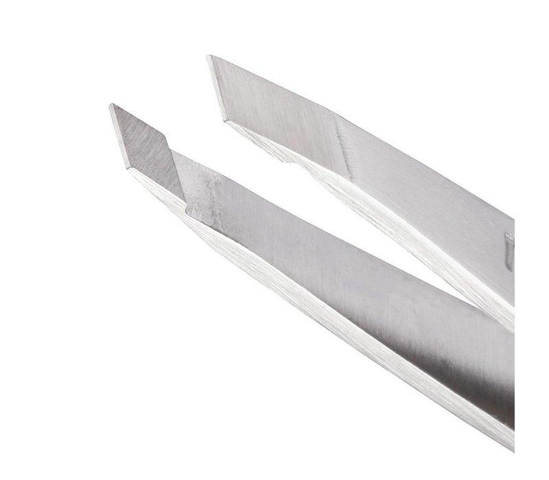Tweezerman Slant Tweezer Stainless Steel