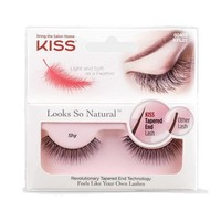 Kiss Looks So Natural Lashes Shy