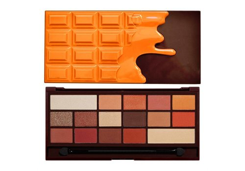 I Heart Revolution Chocolate Orange Palette