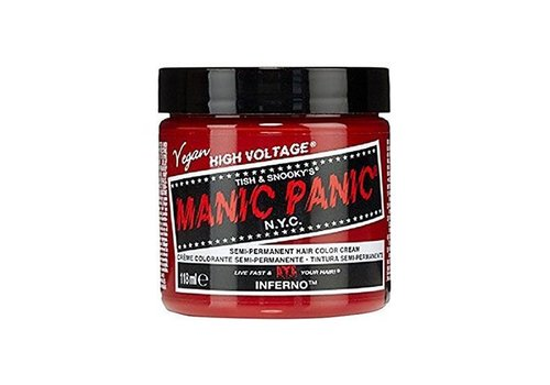 Manic Panic Inferno Hair Color
