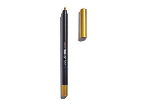 Revolution Pro Supreme Pigment Gel Eyeliner Gold