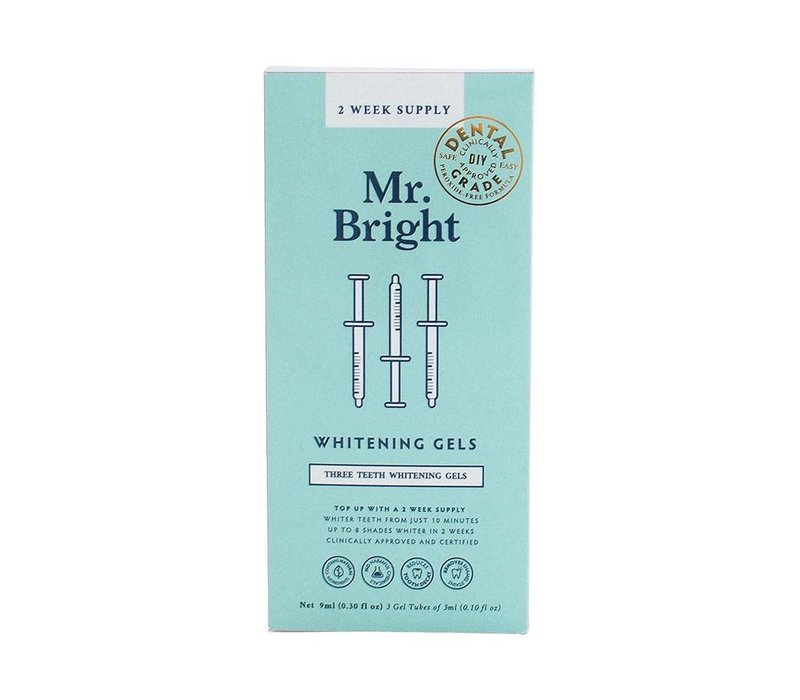 Mr. Bright Whitening Gel Refills