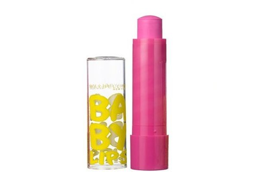 Maybelline Babylips Lip Balm Pink Punch