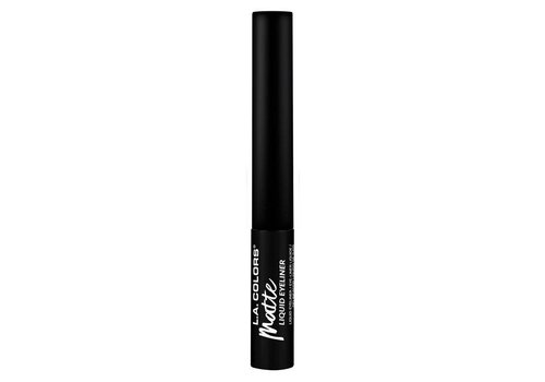 LA Colors Liquid Eyeliner Matte Black