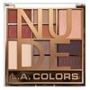 LA Colors LA Colors Color Block Eyeshadow Palette Nude