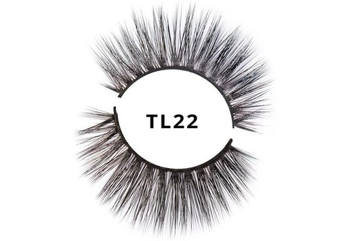 Tatti Lashes 3D Brazilian Silk Hair TL22