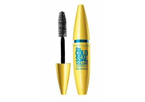 Maybelline Colossal Mascara Black Waterproof