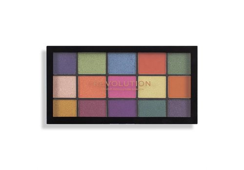 Makeup Revolution Reloaded Palette Passion for Colour