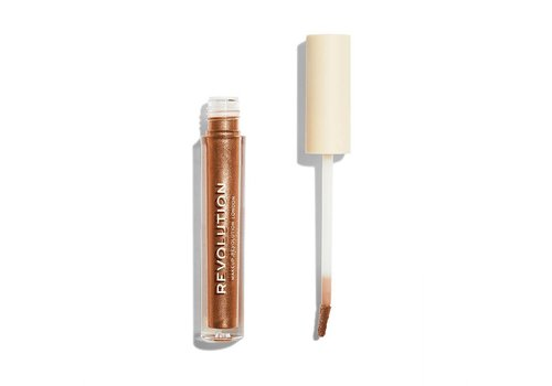 Makeup Revolution Nudes Collection Metallic Corset Liquid Lipstick
