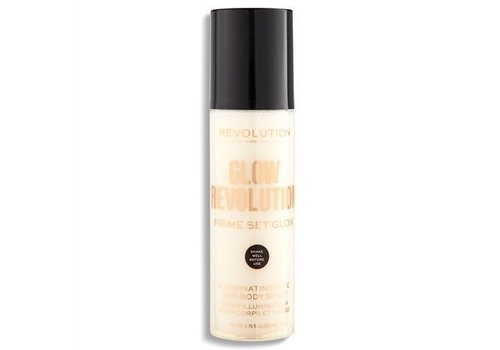 Makeup Revolution Glow Revolution Eternal Gold Body Spray