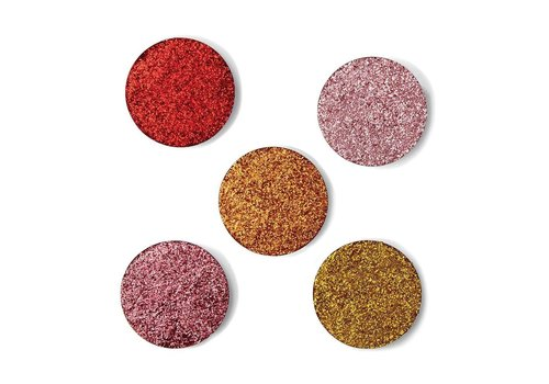Revolution Pro Refill Eyeshadow Pack Glisten Here