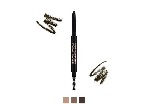 Makeup Revolution Duo Brow Pencil