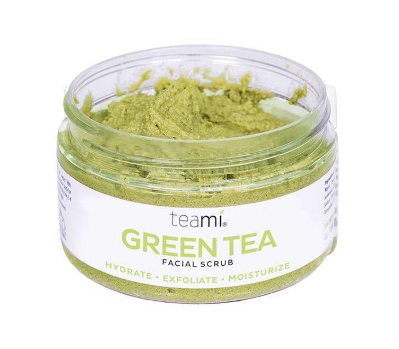 Teami Blends Green Tea Facial Scrub
