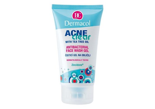 Dermacol AcneClear Face Wash Gel