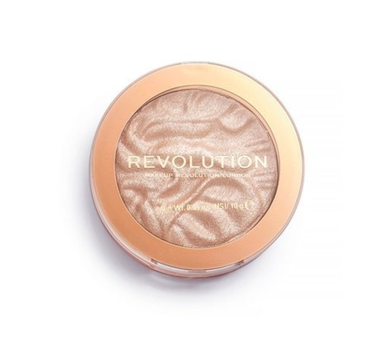 Makeup Revolution Highlight Reloaded Dare To Divulge