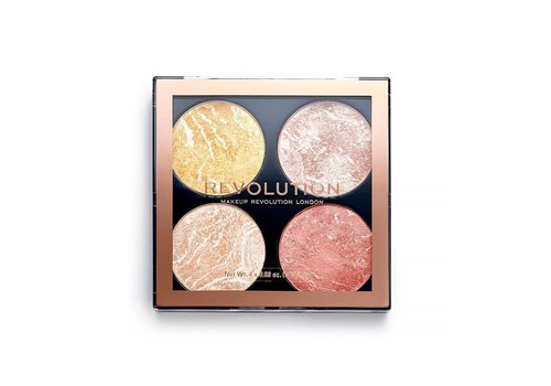 Makeup Revolution Cheek Kit Make It Count