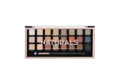 Profusion Naturals Eyeshadow Palette