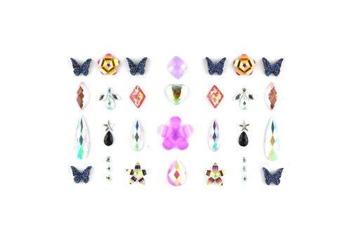 Lunautics Face Gems Lunita Mix Pack