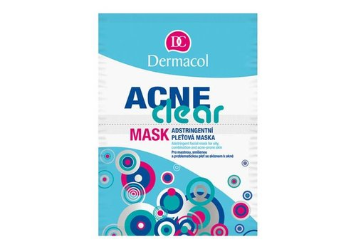 Dermacol AcneClear Mask
