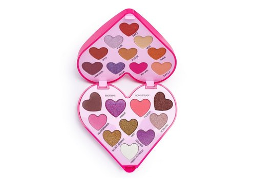 I Heart Revolution Heartbeats Eyeshadow Palette