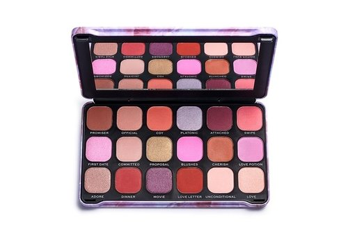 Makeup Revolution Forever Flawless Unconditional Love Eyeshadow Palette