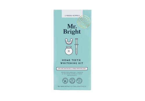Mr. Bright LED Light Whitening Kit