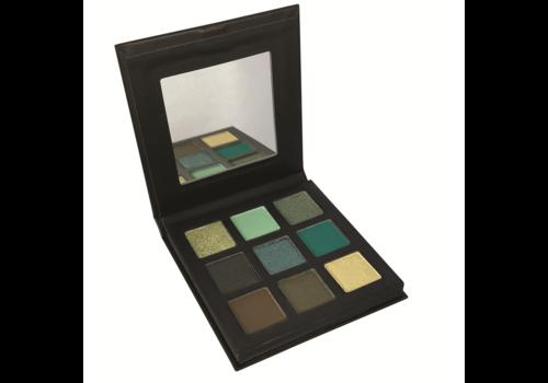 Technic Pressed Pigment Eyeshadow Palette Mesmerising