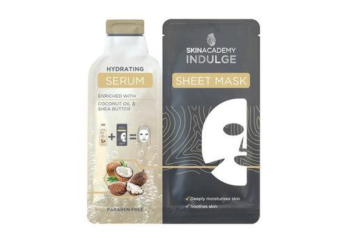 Skin Academy Indulge Hydrating Serum Sheet Mask
