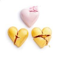 I Heart Revolution Metallic Heart Fizzer Kit