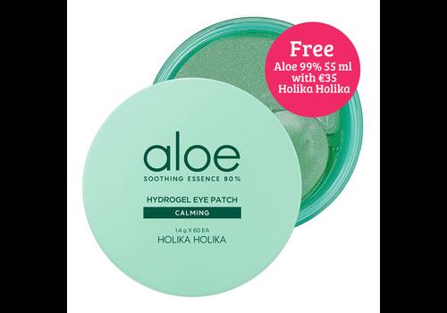 Holika Holika Aloe Soothing Essence 80% Hydrogel Eye Patch