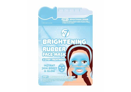 W7 Cosmetics Brightening Rubber Face Mask