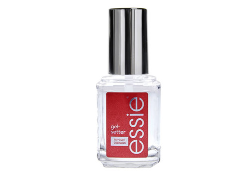 Essie Nail Polish Glanzende Topcoat Gel Setter Gel Like