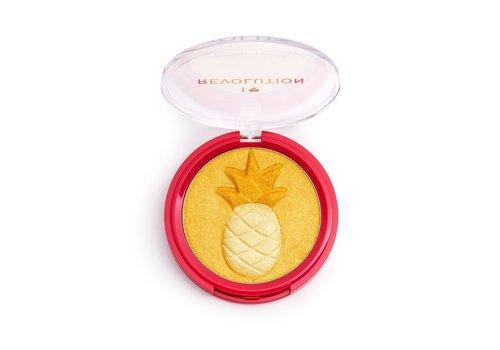 I Heart Revolution Fruity Highlighter Pineapple