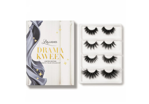 Lilly Lashes Drama Kween Kit