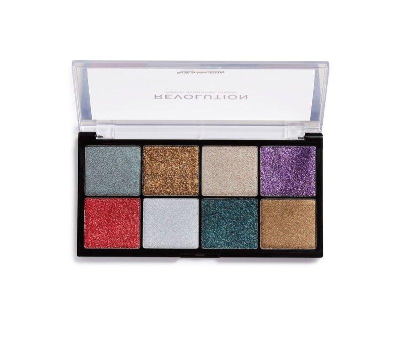 Makeup Revolution Possessed Glitter Palette